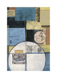 Global Abstraction I Giclee Print by Connie Tunick
