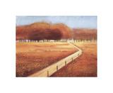 Autumn Memory Giclee Print by Lynn Welker