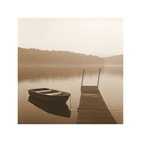 Quietude Giclee Print by Mike Sleeper
