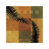 Fern Blocks II Giclee Print by Tandi Venter