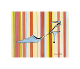 Retro Heels II Giclee Print by Trish Biddle