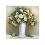 Blanc Parfait Giclee Print by Andrea Dern