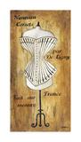 Corset II Giclee Print by Krista Sewell