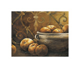 Tuscan Orange Giclee Print by Linda Thompson