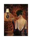 Madamoiselle Giclee Print by Trish Biddle