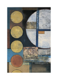 Global Abstraction II Giclee Print by Connie Tunick