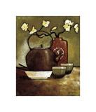 Takara Tea Room Giclee Print by Krista Sewell