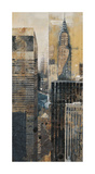 Chrysler Building Giclee Print by Marti Bofarull