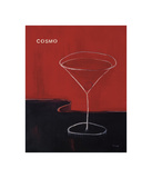 Cosmo Martini Giclee Print by Mark Pulliam