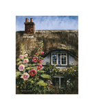 Cottage of Delights II Giclee Print by Malcolm Surridge