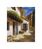 Welcome to My House Giclee Print by Gilles Archambault
