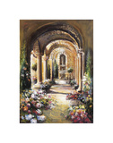 Viterbo Giclee Print by Mary Dulon