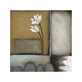 Magnolia Rustique II Giclee Print by H. Alves