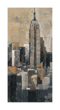 Empire State Building Giclee Print by Marti Bofarull