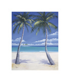 Postcard from Paradise Giclee Print by Paul Kenton