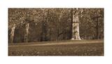 Hyde Park Afternoon II Giclee Print by Boyce Watt