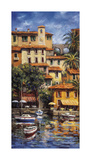 Harbour Heights Giclee Print by Malcolm Surridge