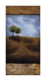 Topaz Sky II Giclee Print by Kapri Mueller