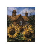 Cottage of Delights I Giclee Print by Malcolm Surridge
