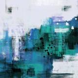 Blue Abstract I Art