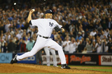 Sep 26, 2013 - New York, NY: Tampa Bay Rays v New York Yankees - Mariano Rivera Photographic Print by Al Bello