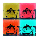 Audi Autounion Pop Art 2 Posters by  NaxArt