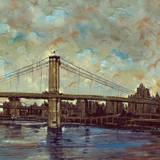 Brooklyn Bridge II Prints