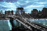 Bridge Lights Poster