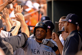 Sep 11, 2013 - Baltimore, MD: New York Yankees v Baltimore Orioles Photographic Print by Patrick Smith