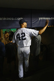 Sep 26, 2013 - New York, NY: Tampa Bay Rays v New York Yankees Photographic Print by Al Bello