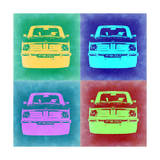 BMW 2002 Pop Art 1 Posters by  NaxArt