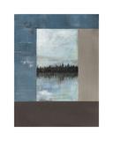 Landscape Reflections II Giclee Print by Earl Kaminsky