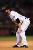 Sep 25, 2013 - Denver, CO: Boston Red Sox v Colorado Rockies Photographic Print by Doug Pensinger
