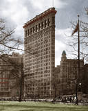 New York Flat Iron I Prints