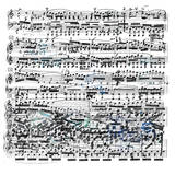 Music Sheet II Prints