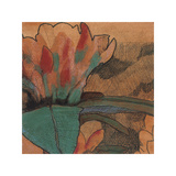 Early Fall Giclee Print by Leslie Bernsen