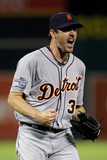 Oct 05, 2013 - Oakland, CA: Division Series - Detroit Tigers v Oakland Athletics - Game Two Photographic Print by Ezra Shaw