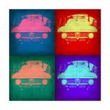 Alfa Romeo Pop Art 1 Prints by  NaxArt
