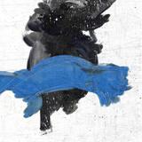 Zen in Blue I Print