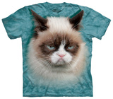 Grumpy the Cat T-shirts