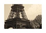 La Belle Eiffel Giclee Print by Marina Drasnin Gilboa