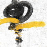 Zen in Yellow I Poster