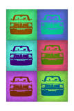BMW 2002 Pop Art 2 Photo by  NaxArt