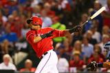 Sep 30, 2013 - Arlington, TX: Tampa Bay Rays v Texas Rangers Photographic Print by Ronald Martinez