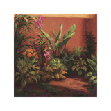 Jardin Tropical Giclee Print by  Hali