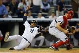 Sep 05, 2013 - New York City, NY: Boston Red Sox v New York Yankees Photographic Print by Rich Schultz