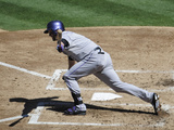 Sep 08, 2013 - San Diego, CA: Colorado Rockies v San Diego Padres Photographic Print by Denis Poroy