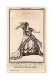 Mrs. Ann Barry As Constance in King John Giclee Print by James Roberts