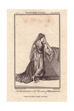 Mrs. Elizabeth Hartley As Hermione in the Winter's Tale Giclee Print by James Roberts