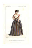Madame Guyon As Elisa in La Case De L'Oncle Tom at L'Ambigu Comique Giclee Print by Alexandre Lacauchie
